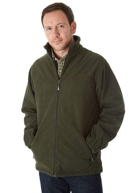 Tatton Bonded fleece Jacket