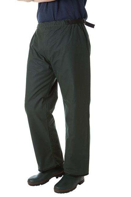 Sherwood Forest Trout unisex wax over trousers